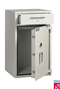 dudley safes drawer deposit